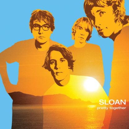 Sloan Pretty Together album cover