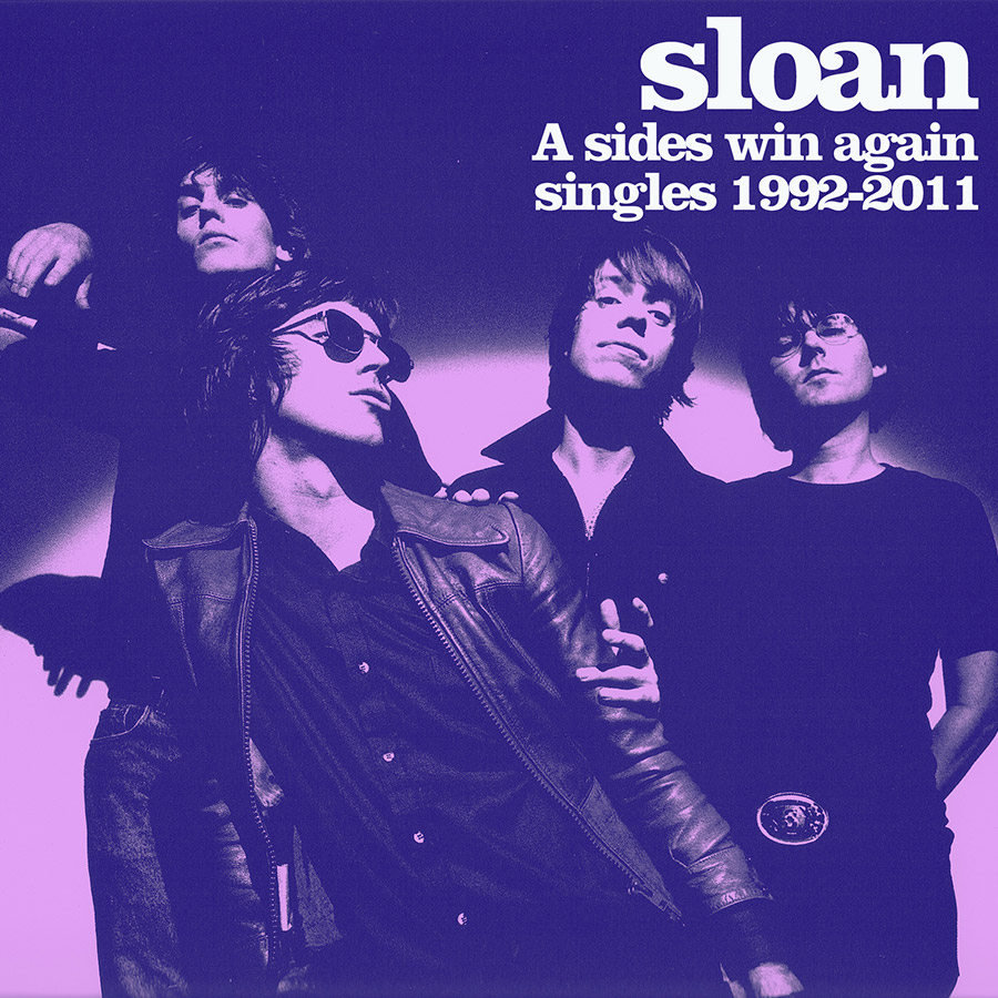 Sloan free singles download - sign up for the fan newsletter