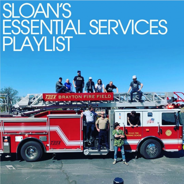 Essential Services - Sloan Playlist